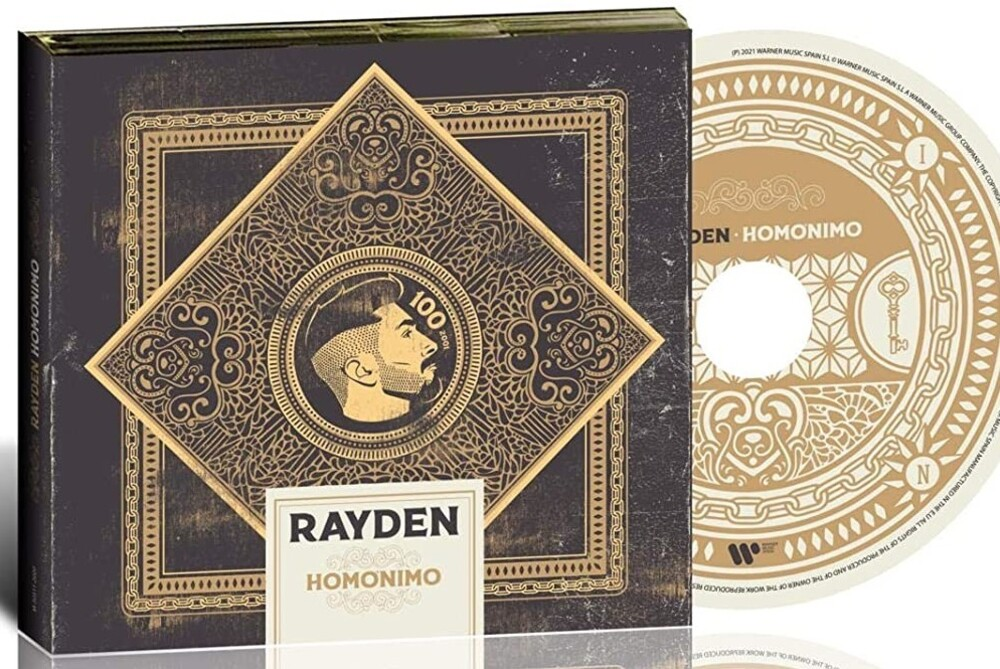 Rayden - Homonimo