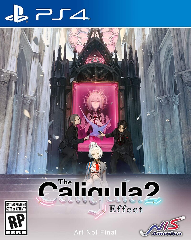 - The Caligula Effect 2 for PlayStation 4