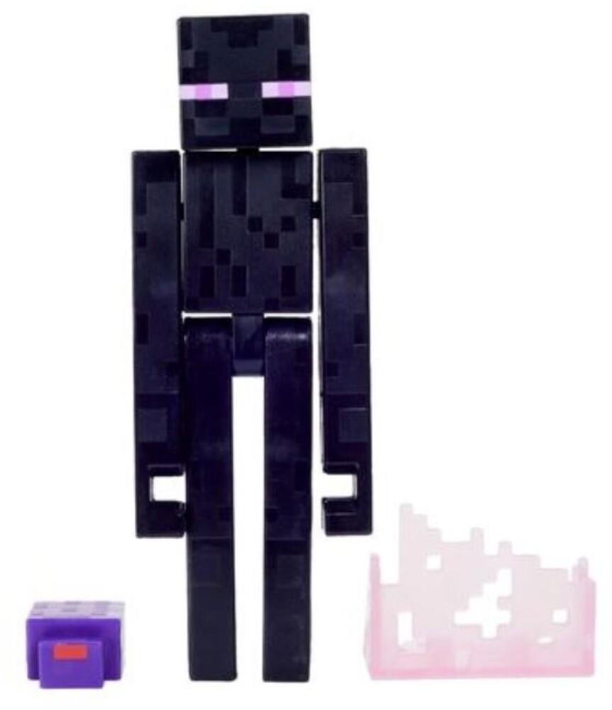 Minecraft - Mattel Collectible - Minecraft 3.25 Enderman