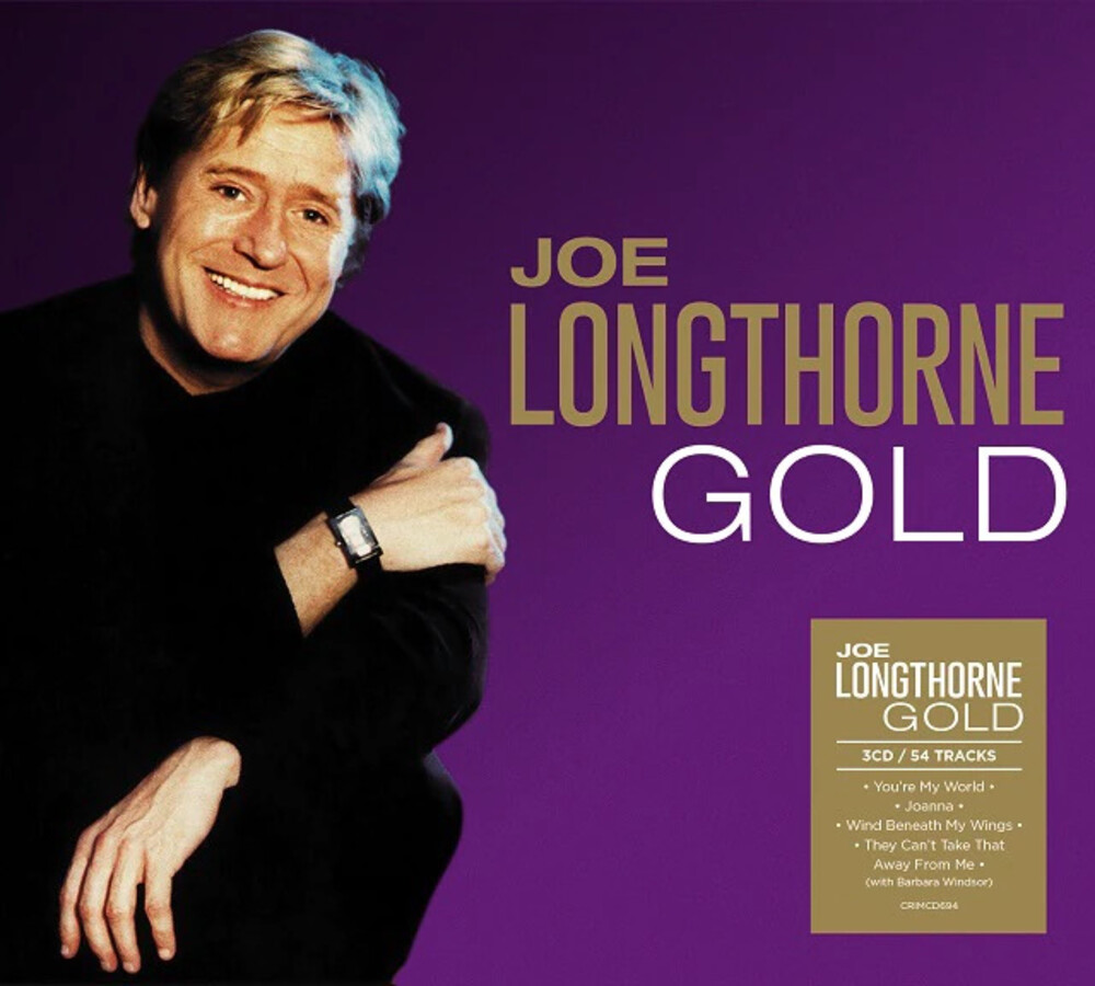 Joe Longthorne - Gold (Uk)