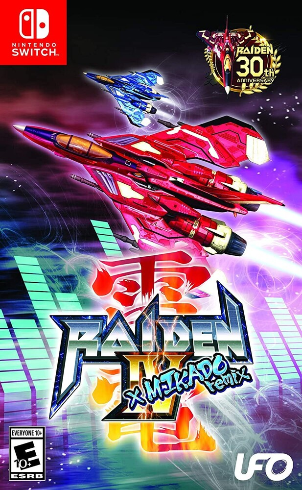 - Swi Raiden Iv X Mikado Remix