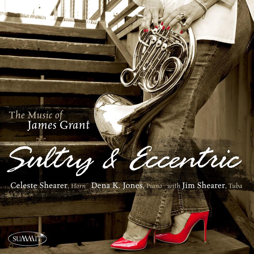 Celeste Shearer  / Jones,Dena K. - Sultry & Eccentric