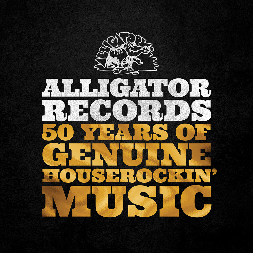 50 Years Of Genuine Houserockin' Music / Various - 50 Years Of Genuine Houserockin' Music / Various