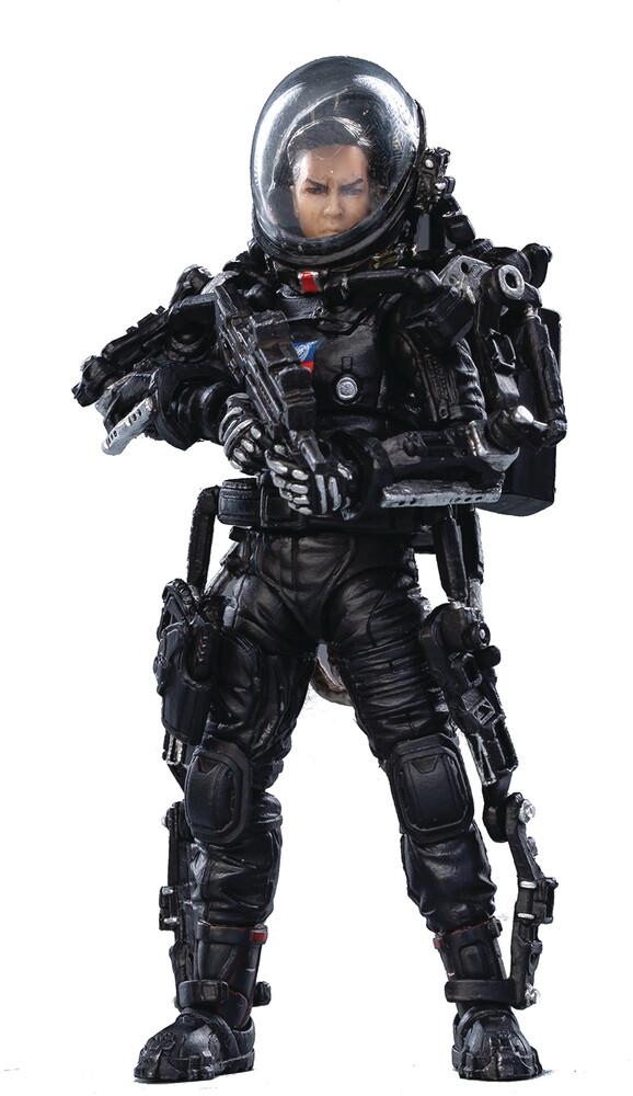 - Joy Toy Wandering Earth Rescue Team Team Leader 1/