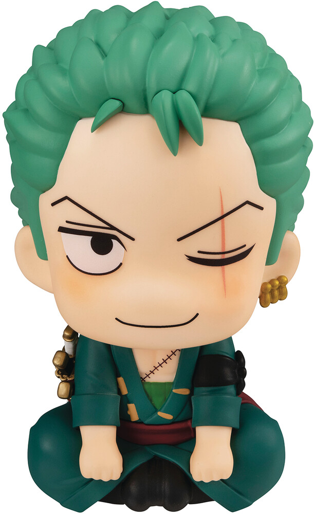- Look Up Ser One Piece Roronoa Zoro Pvc Fig (Clcb)