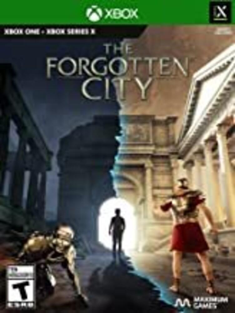 Xb1/Xbx Forgotten City - Xb1/Xbx Forgotten City