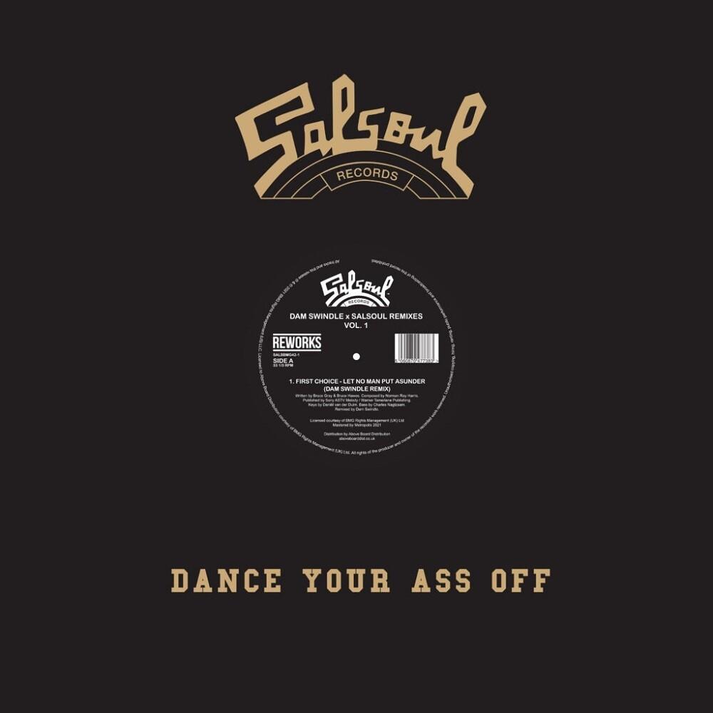 - Salsoul Remixes Vol. 1