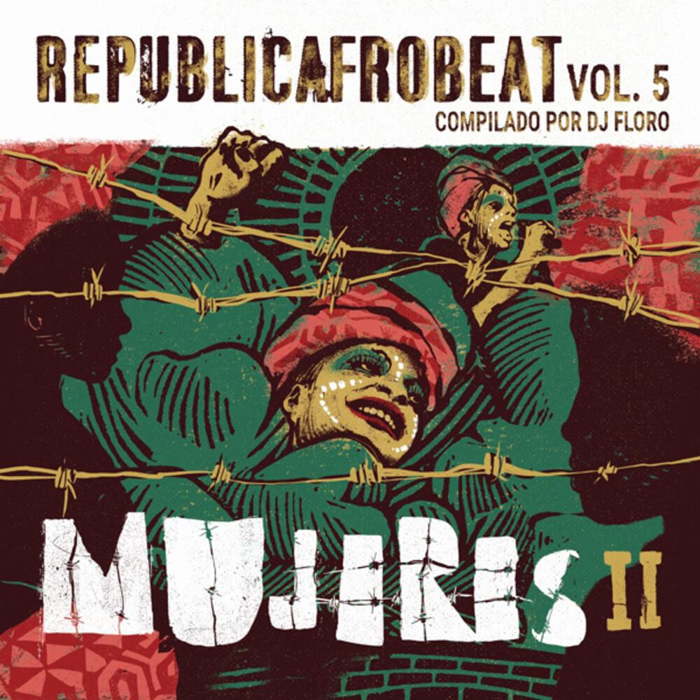 DJ Floro - Republica Afrobeat Vol 5 Mujeres Ii (Spa)