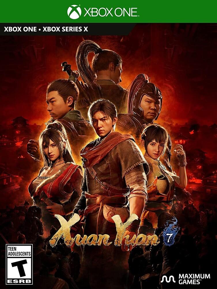 Xb1/Xbx Xuan Yuan Sword 7 - Xuan Yuan Sword 7 for Xbox One and Xbox Series X