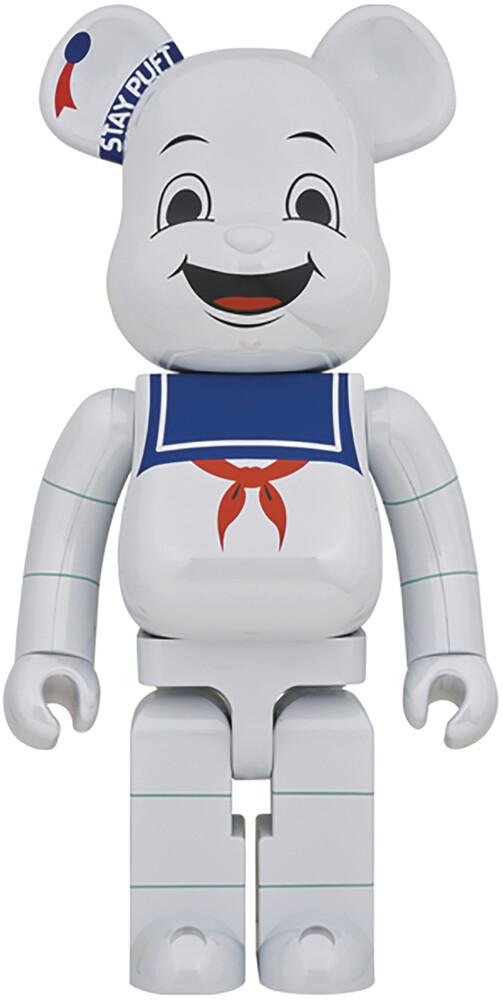 - Stay Puft Marshmallow Man White Chrome 1000% Bea