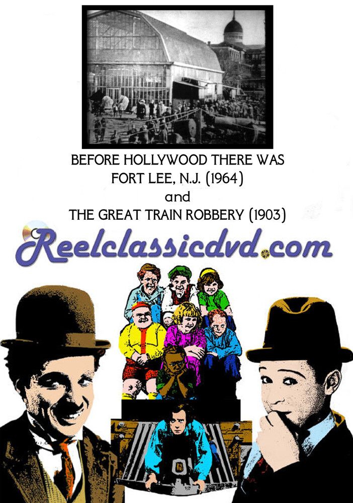 - Before Hollywood Thers Was Fort Lee, N.J. / (Mod)