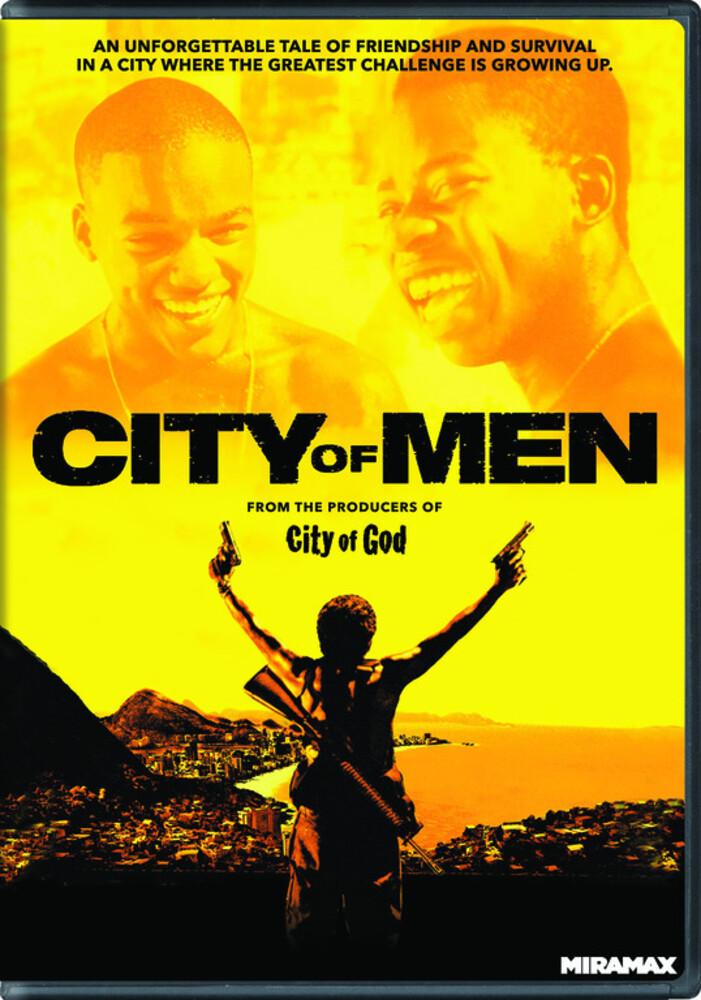 - City Of Men / (Ac3 Amar Dol Sub Ws)
