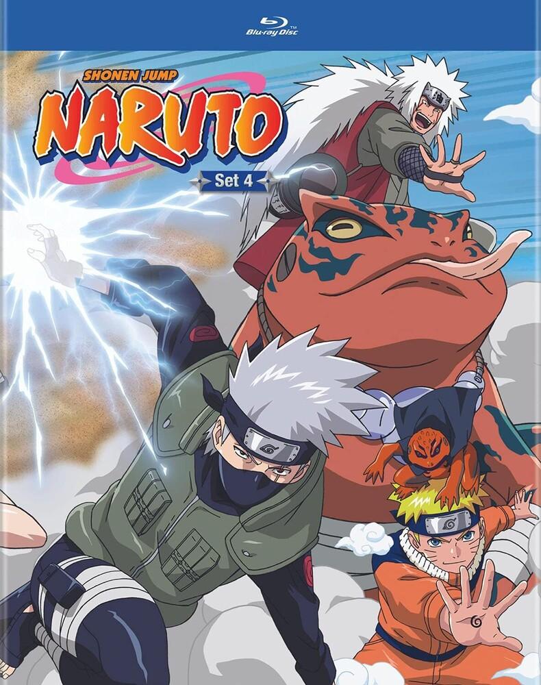 - Naruto: Set 4