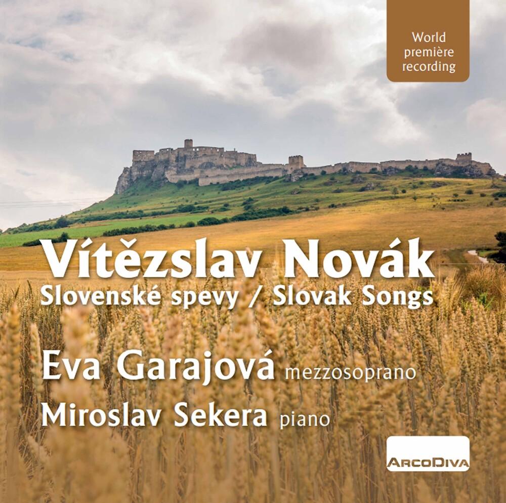 Novak / Garajova / Sekera - Slovak Songs (2pk)