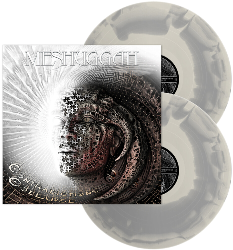 Meshuggah - Contradictions Collapse (Swirl Vinyl) [Colored Vinyl] [Limited Edition]