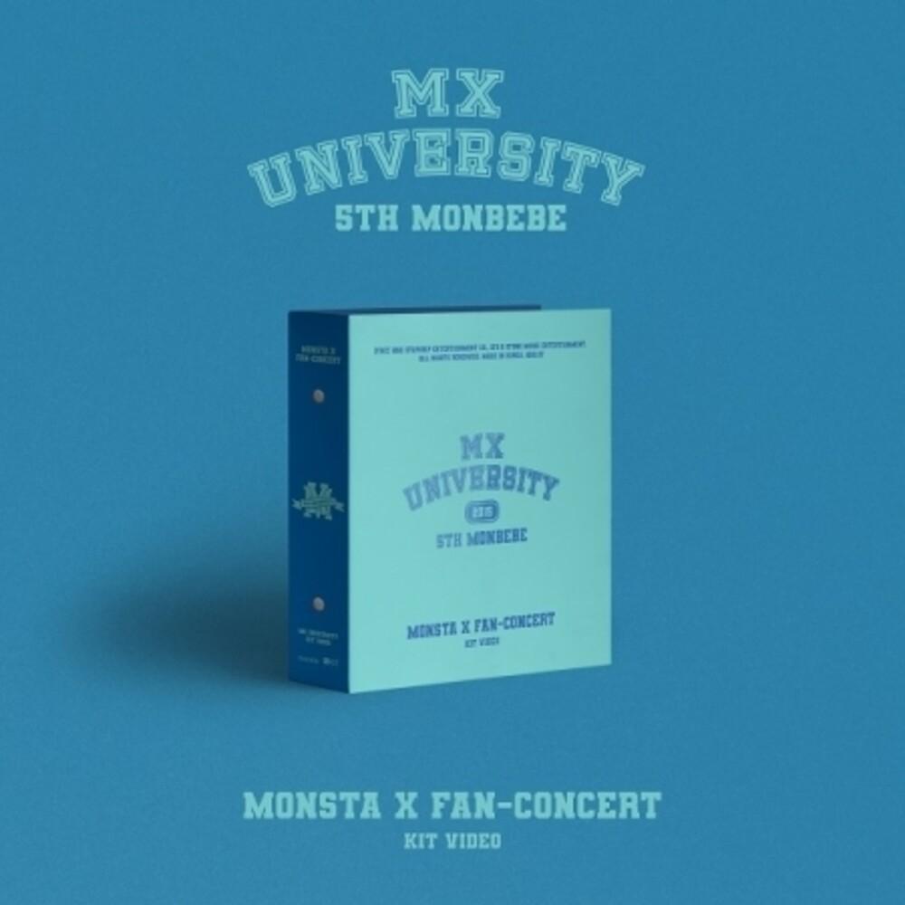 Monsta X - Monsta X Fan-Concert (Mx University) (W/Book) [Import]