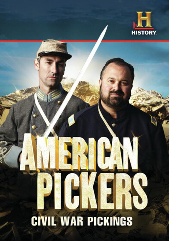 American Pickers: Civil War Pickings - American Pickers: Civil War Pickings / (Mod)