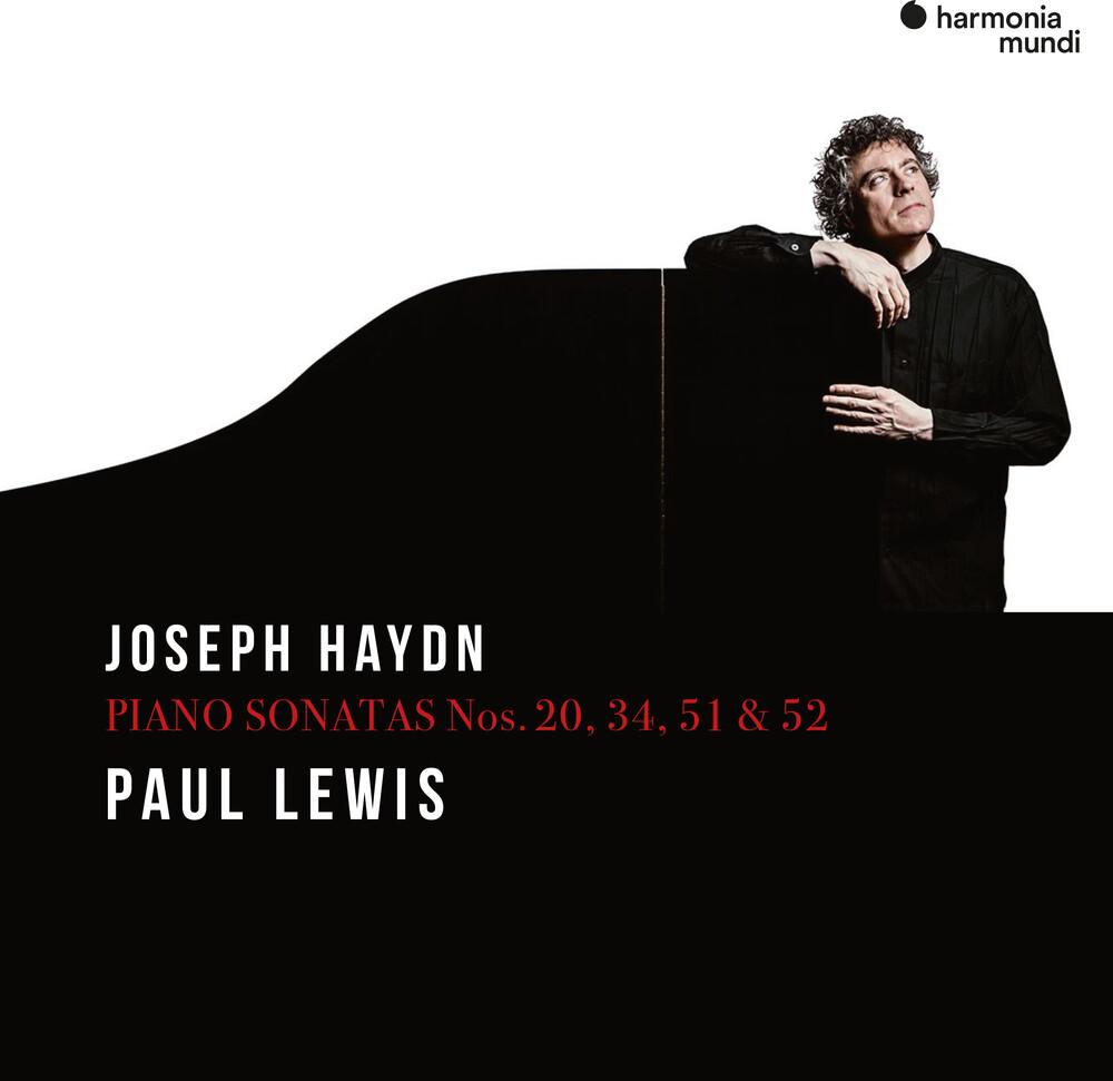 Paul Lewis - Haydn: Piano Sonatas Vol. 2