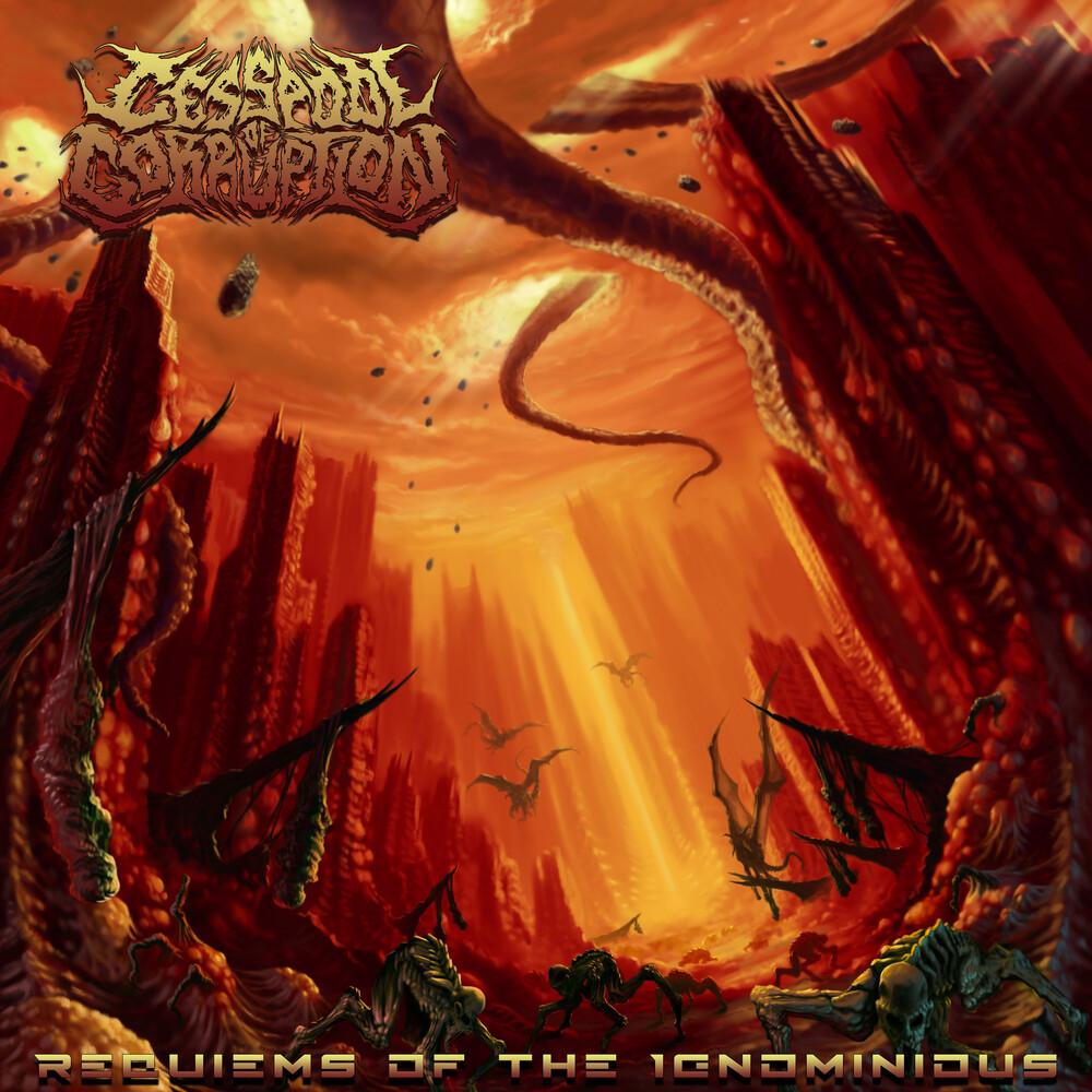 Cesspool of Corruption - Requiems Of The Ignominious