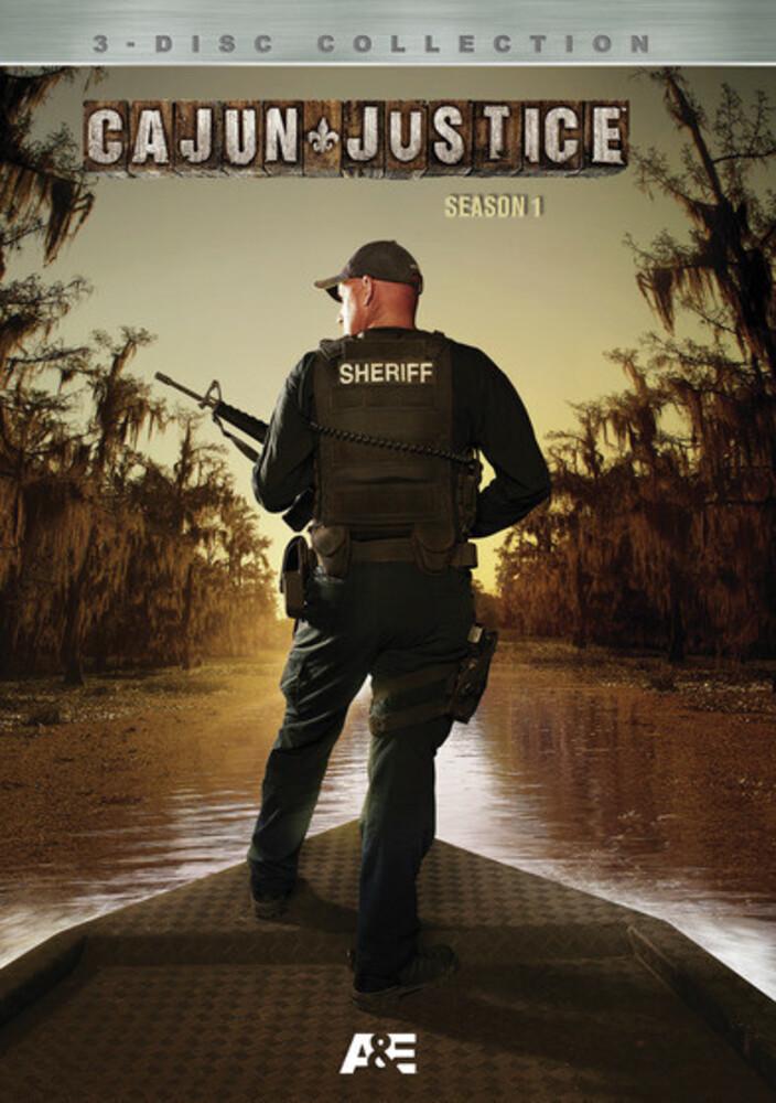 Cajun Justice: Season 1 - Cajun Justice: Season 1 (3pc) / (Mod 3pk)