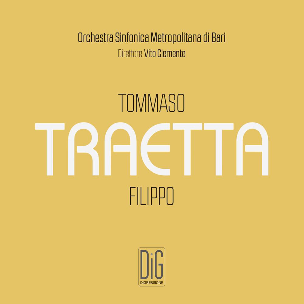 Traetta / Clemente - Sinfonie E Ouvetures