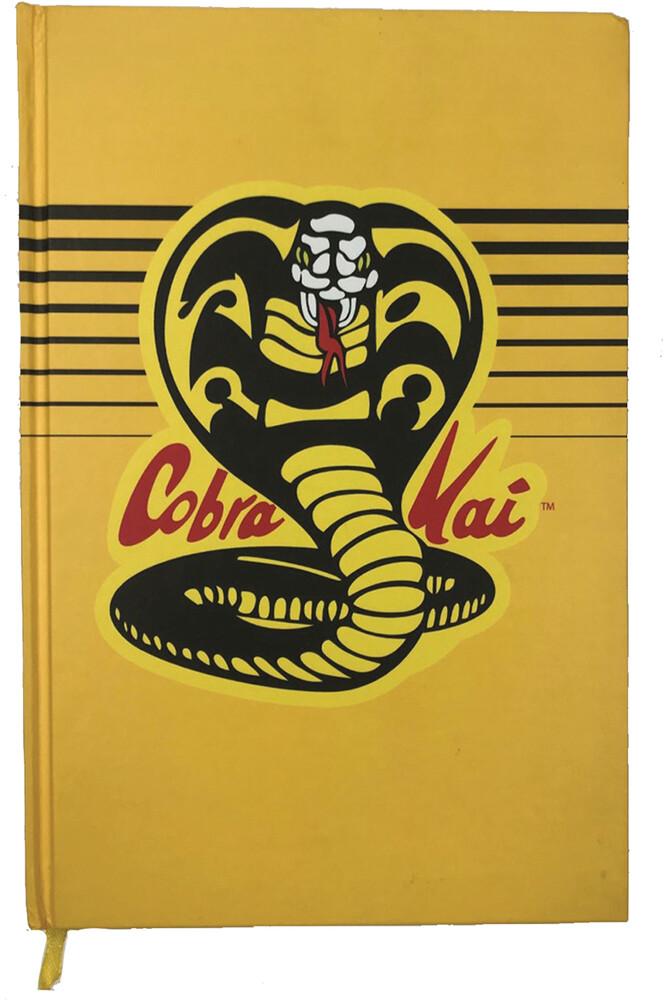 - Cobra Kai Dojo Logo Journal (Jour)