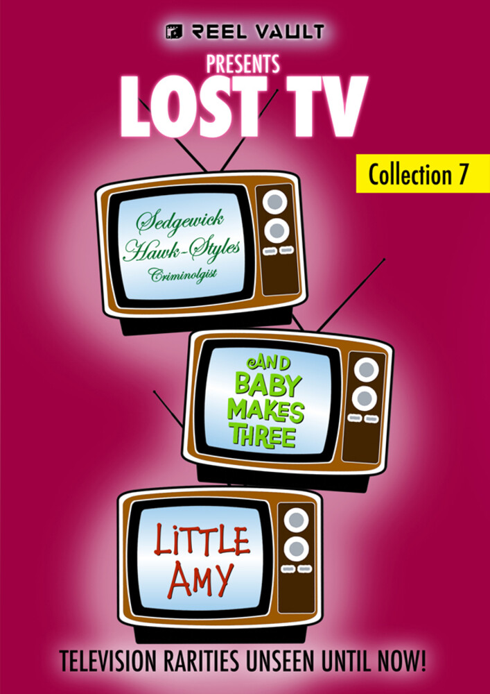 Lost TV: Collection 7 - Lost Tv: Collection 7 / (Mod)