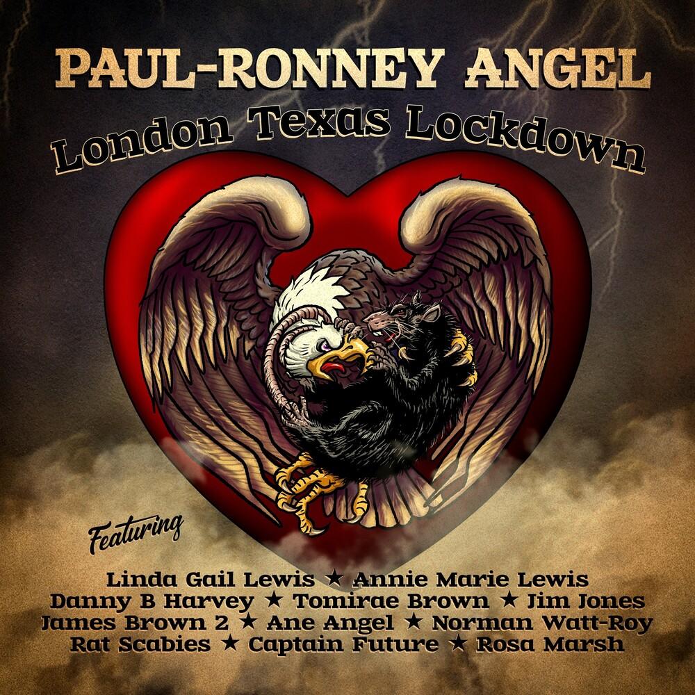 Paul Angel -Ronny - London Texas Lockdown (Uk)