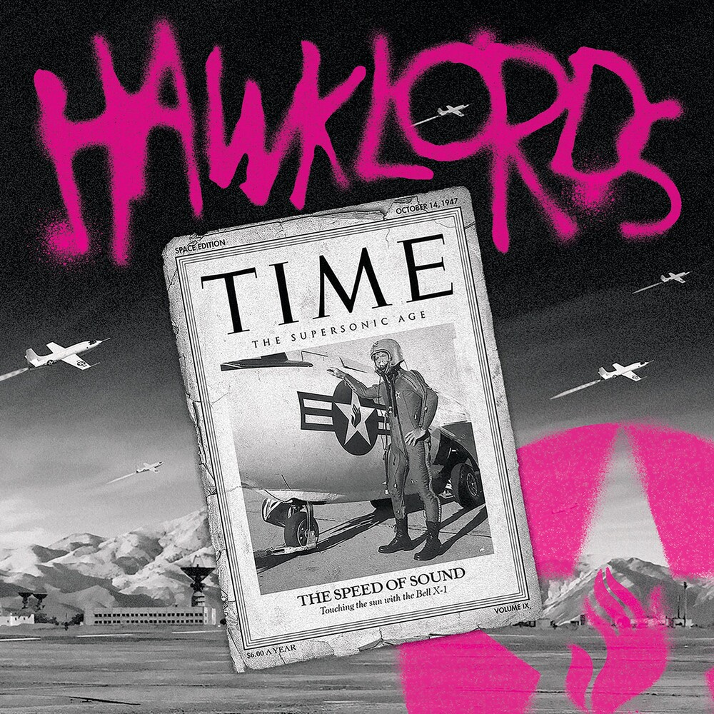 Hawklords - Time