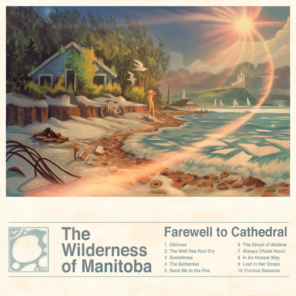 The Wilderness of Manitoba - Farewell to Cathedral
