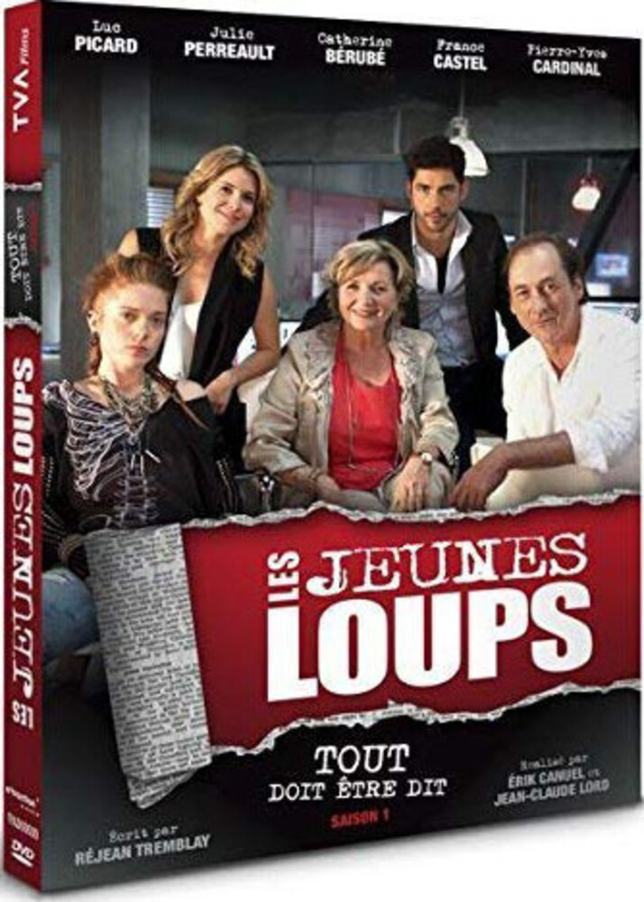 Les Jeunes Loups: Season 1 - Les Jeunes Loups: Season 1 (3pc) / (Can)