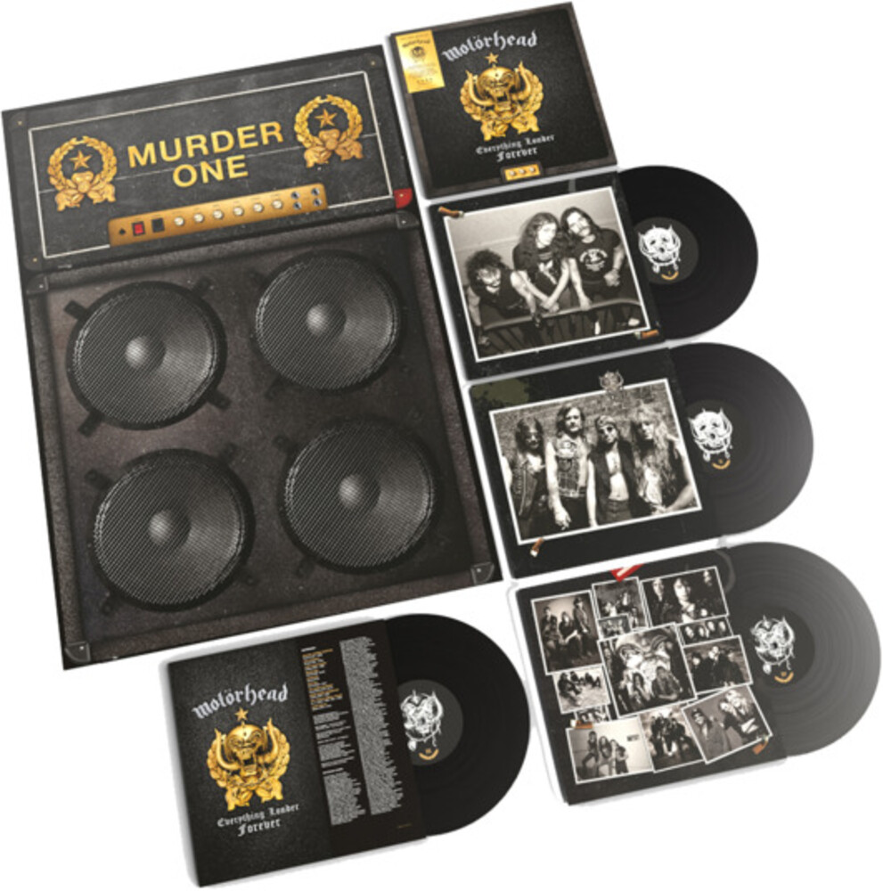 Motorhead - Everything Louder Forever - The Very Best Of