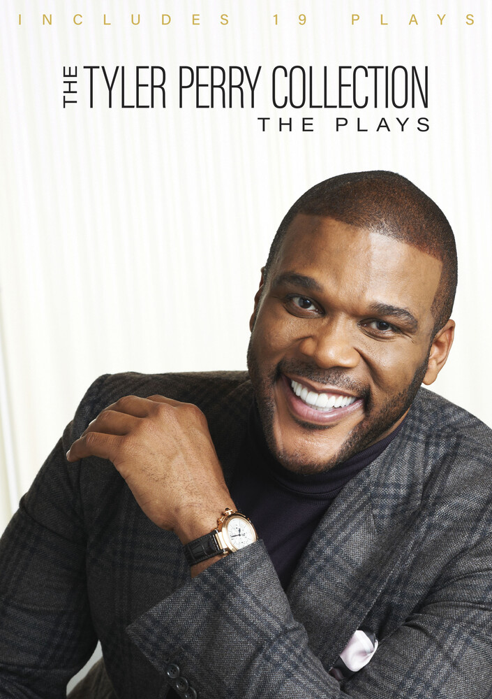 Tyler Perry: Complete Play Collection - Tyler Perry: Complete Play Collection