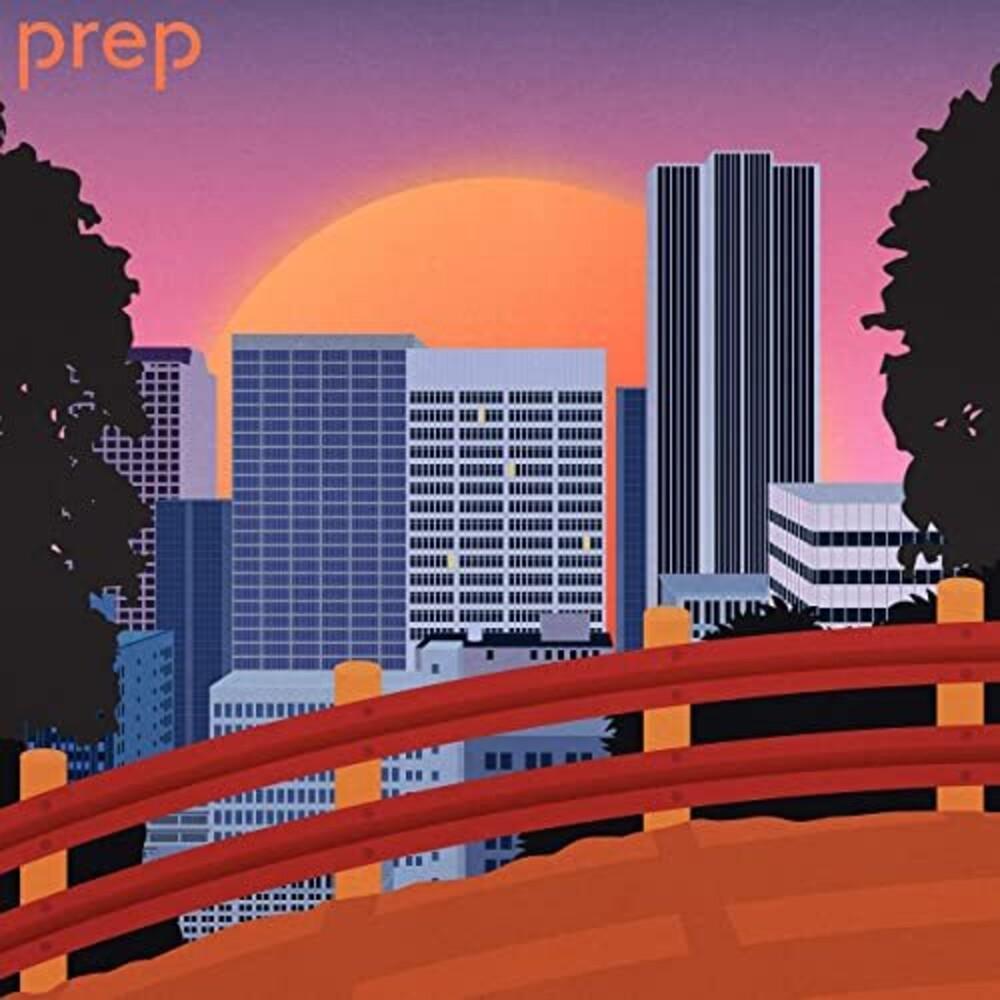 Prep - Prep (Translucent Orange Vinyl) [Colored Vinyl] (Org)