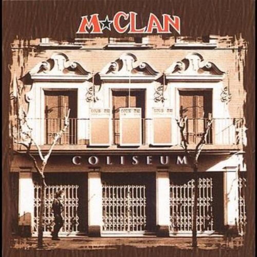 M-Clan - Coliseum (LP+CD)