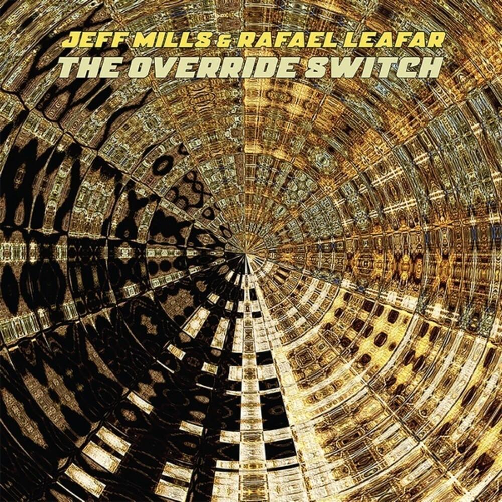 Jeff Mills  / Leafar,Rafael - Override Switch (2pk)