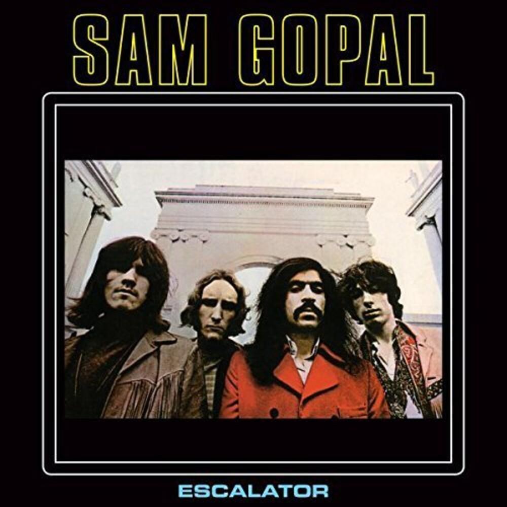 Sam Gopal - Escalator (Uk)