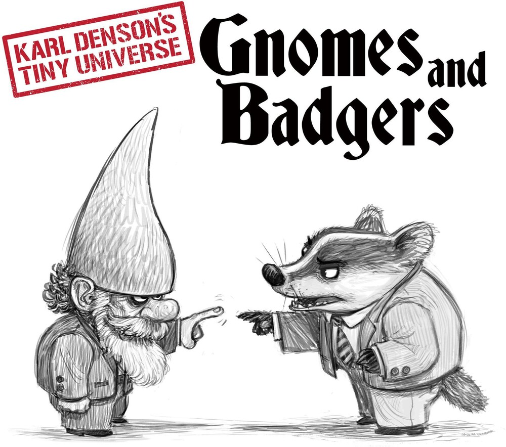 Karl Denson's Tiny Universe - Gnomes & Badgers