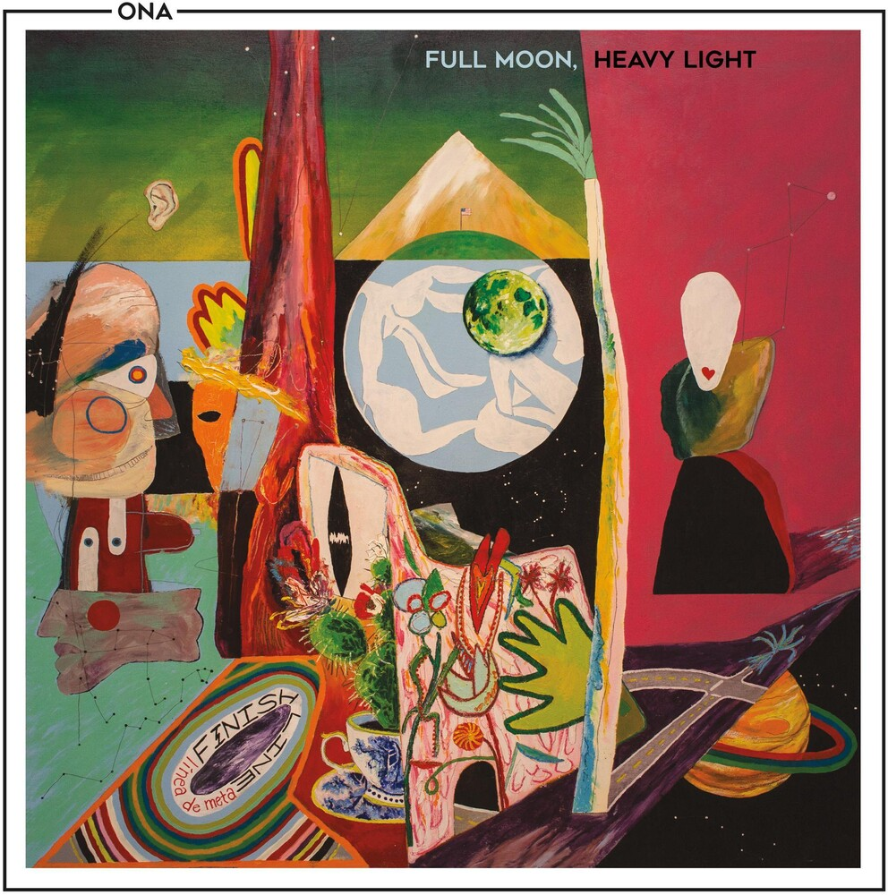 Ona - Full Moon, Heavy Light