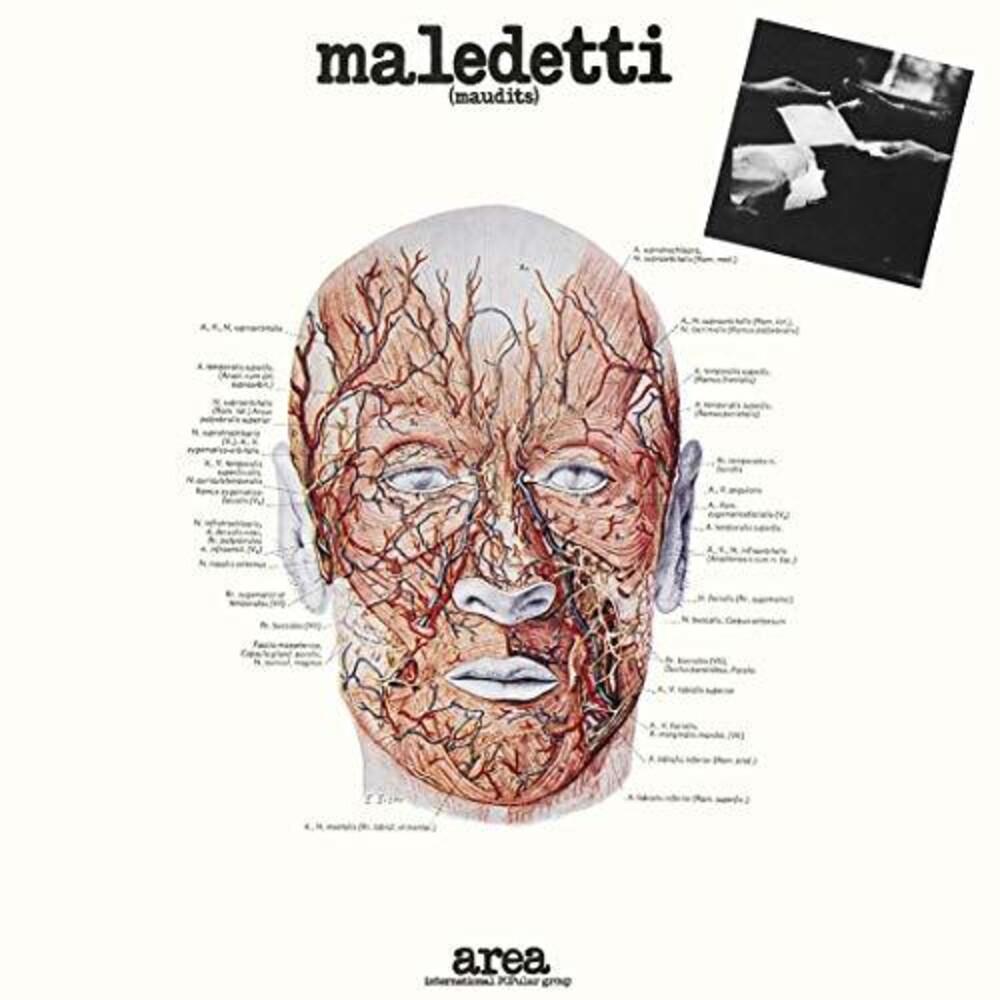 Area - Maledetti (Maudits) (Jmlp) [Limited Edition] (Blus) [Remastered]