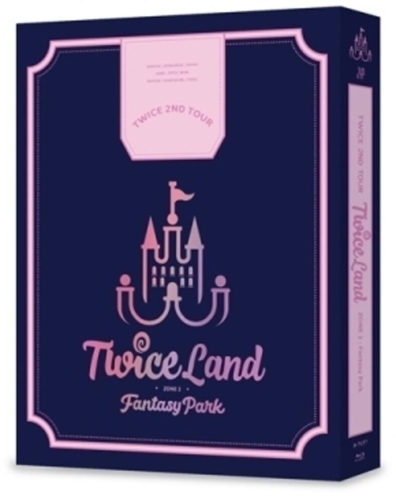 - Twice 2nd Tour Twiceland Zone 2: Fantasy Park