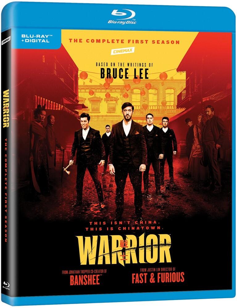 Hoon Lee - Warrior: Season 1 (3pc) / (3pk Digc)