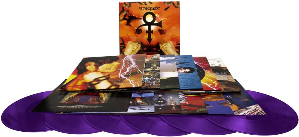 Prince - Emancipation [6LP Box Set]