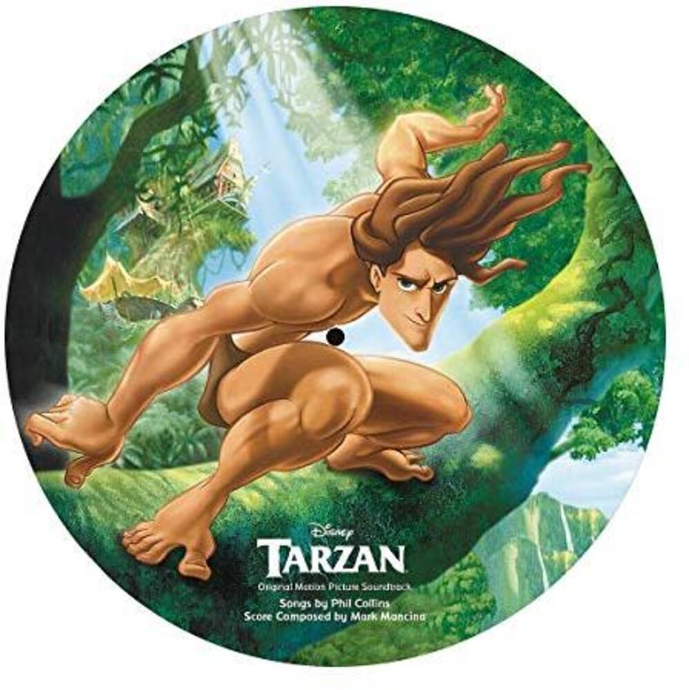 Various Artists - Tarzan / O.S.T.