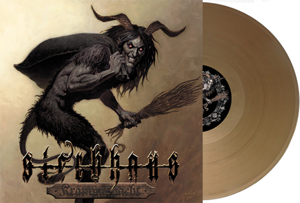 Sterbhaus - Krampusnacht (Gold Edition_ [Colored Vinyl] (Gol)