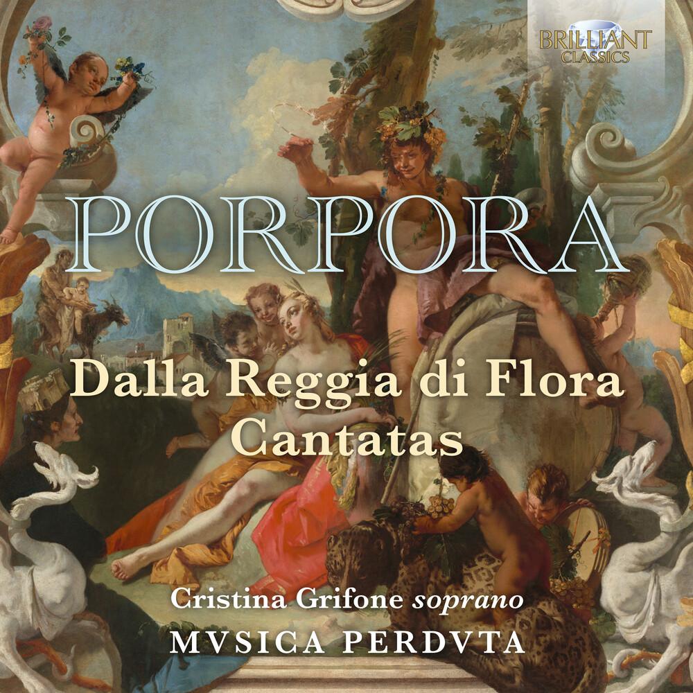 Musica Perduta - Dalla Reggia Di Flora