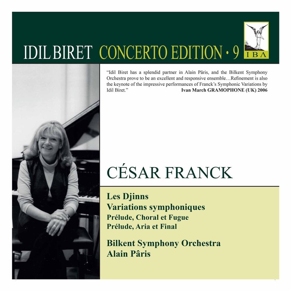 Franck - Concerto Edition 9