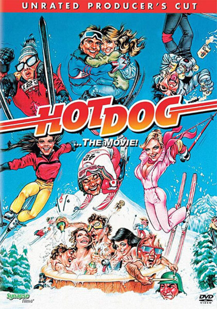 Hot Dog the Movie - Hot Dog...The Movie