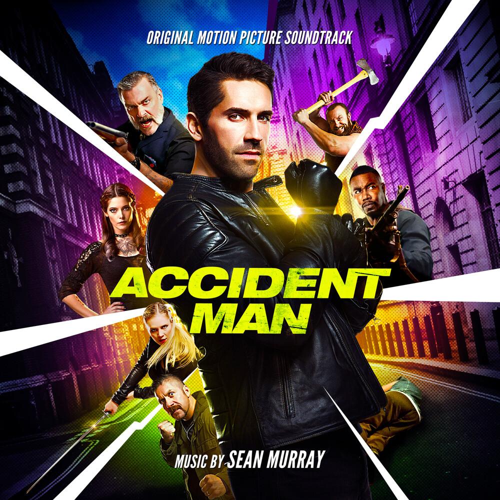 - Accident Man (Original Motion Picture Soundtrack)