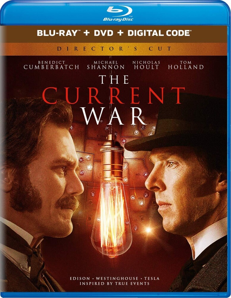The Current War [Movie] - The Current War